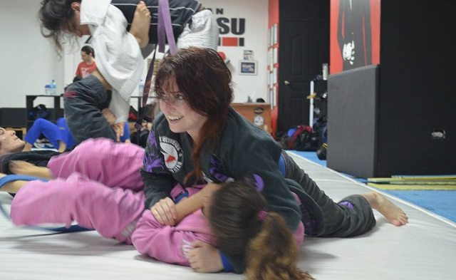 Jiu-Jitsu People Are F-ing Crazy